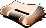 newspaper-295480_150